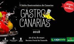 5º Salón Gastronómico de Canarias – GastroCanarias 2018