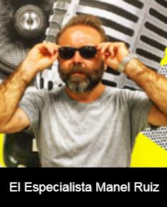 El Especialista Manel Ruiz 60′