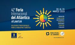 42ª Feria Internacional del Atlántico, Atlantur 2019 del 28 al 31 de Marzo